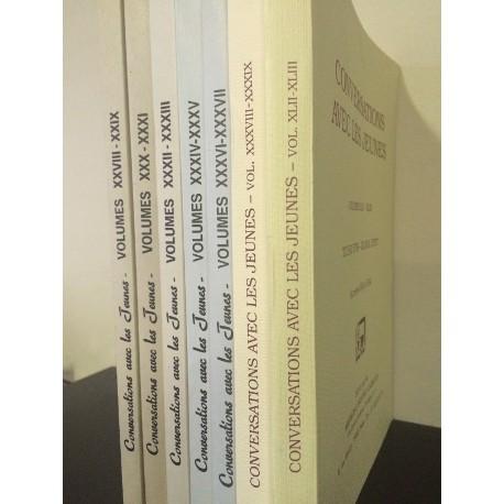 Conversations avec les jeunes   7 volumes