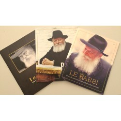 LE RABBI - Journal - 2014, 2015 et 2016