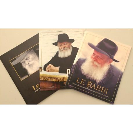 LE RABBI - Journal - 2014, 2015 et 2016